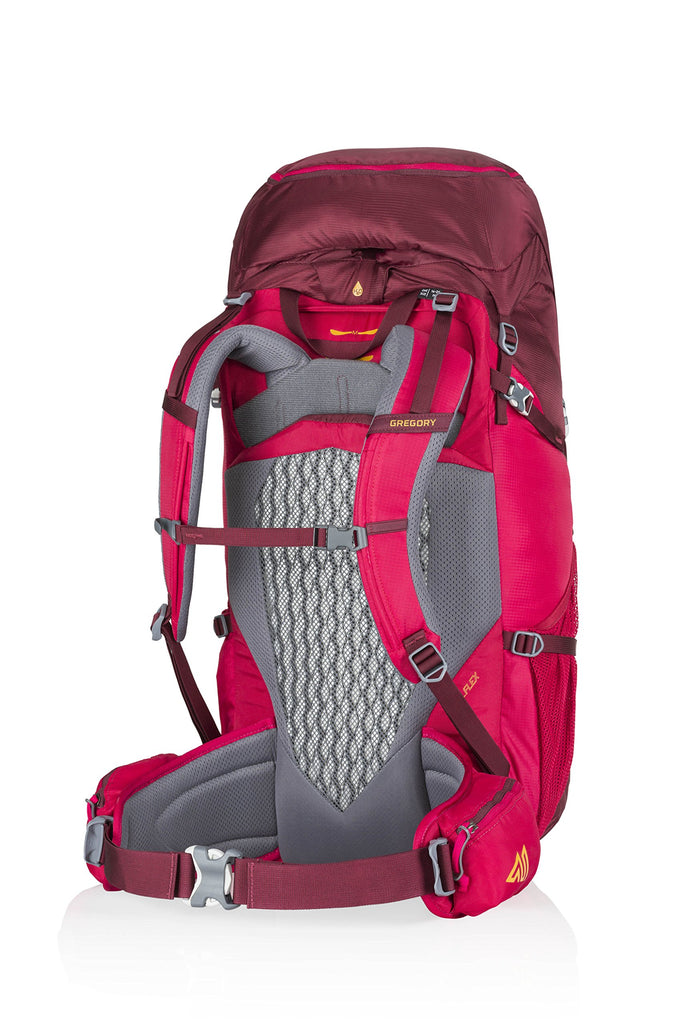Gregory Mountain Products Amber 44 Liter Women's Backpack, Chili Pepper Red, One Size - backpacks4less.com