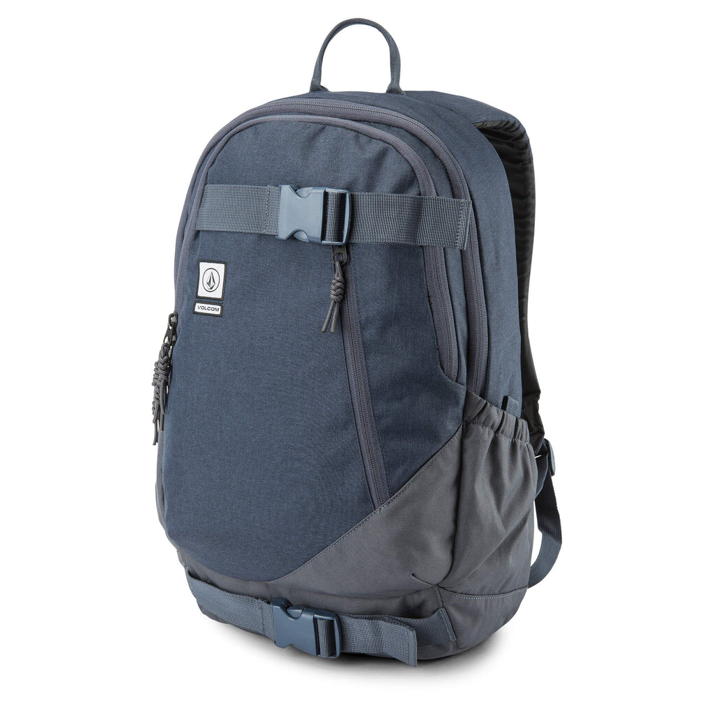 Volcom Men's Substrate Backpack, midnight blue, One Size Fits All - backpacks4less.com