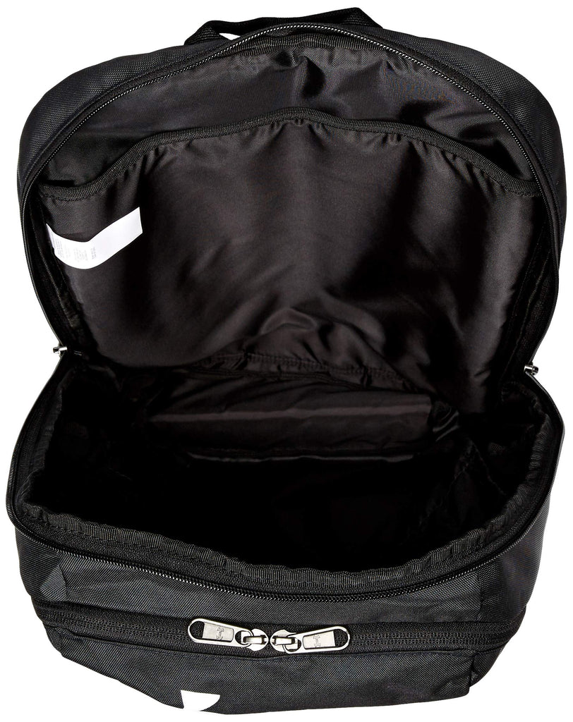 Under Armour Gametime Backpack, Black//White, One Size Fits All - backpacks4less.com