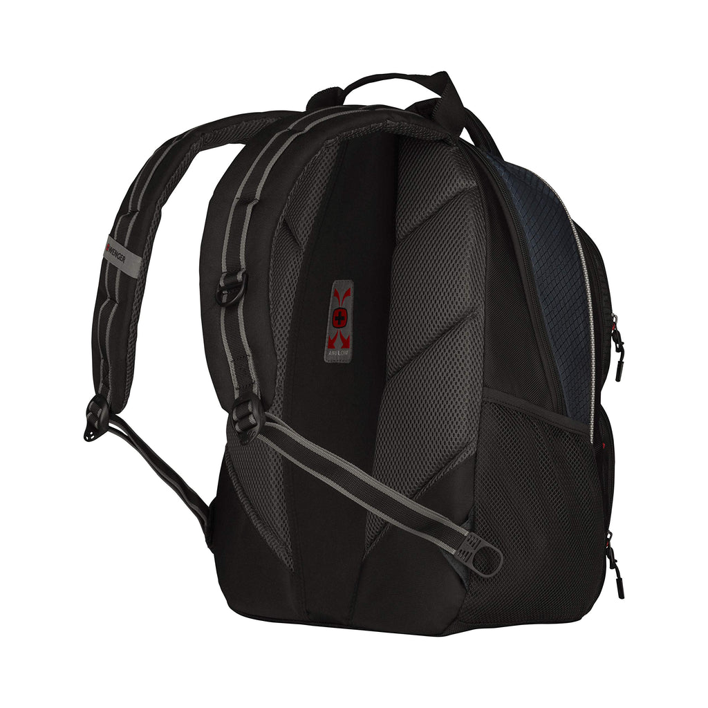 "SwissGear Cobalt Notebook Carrying Backpack, 15.6"" (GA-7343-06F00) - backpacks4less.com"