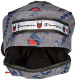 Champion Men's Advocate Backpack, Dark Grey, OS - backpacks4less.com