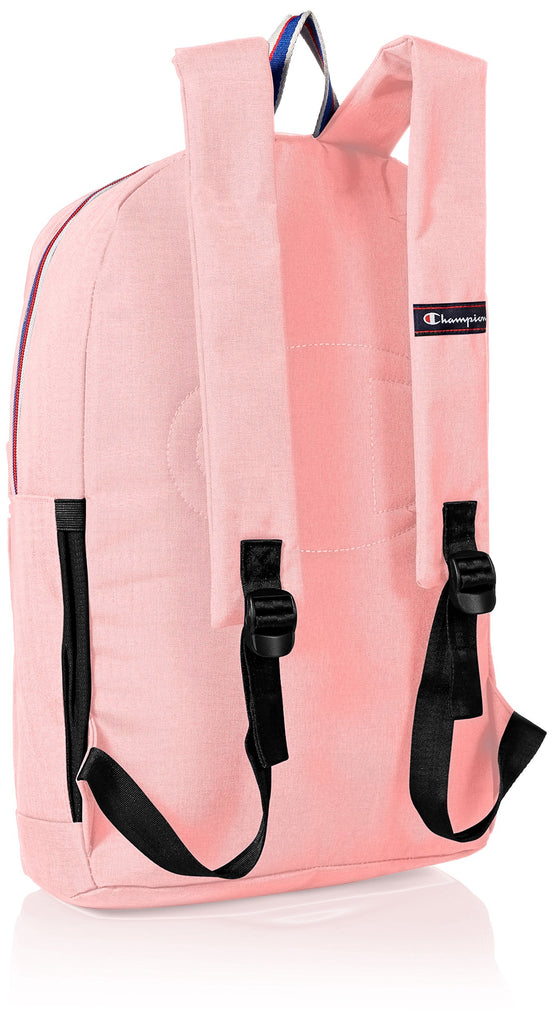 Champion Men's SuperCize Backpack, Pink, OS - backpacks4less.com