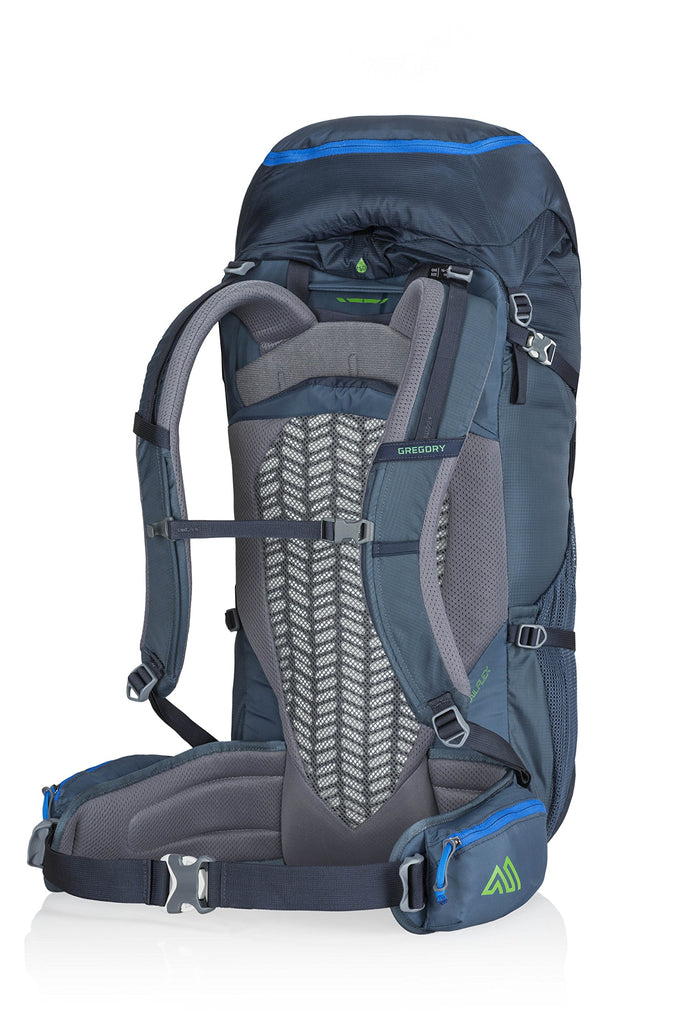 Gregory Mountain Products Stout 45 Liter Men's Backpack, Navy Blue, One Size - backpacks4less.com