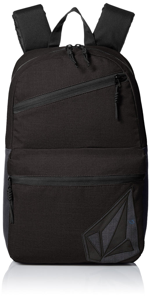 Volcom Unisex Academy Backpack, Black, One Size - backpacks4less.com