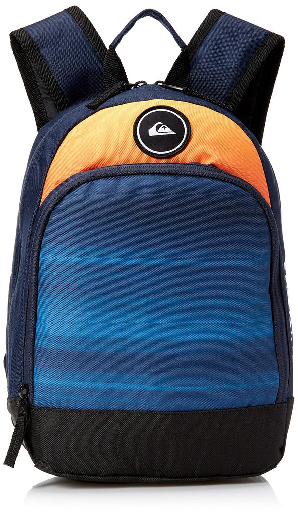 Quiksilver Boys' Little CHOMPINE Backpack, Gold Fusion, 1SZ - backpacks4less.com