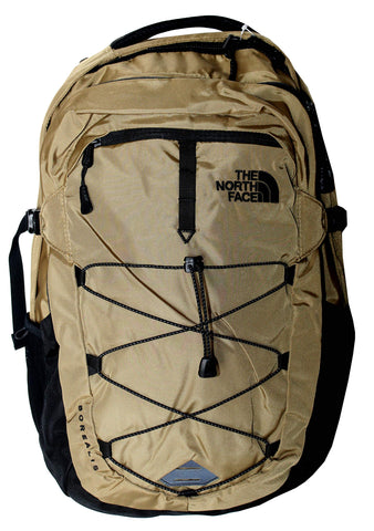 The North Face Unisex Borealis Backpack Laptop Daypack RTO (British Khaki) - backpacks4less.com