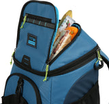 Arctic Zone Titan Guide Series 30 Can Backpack Cooler, Blue - backpacks4less.com