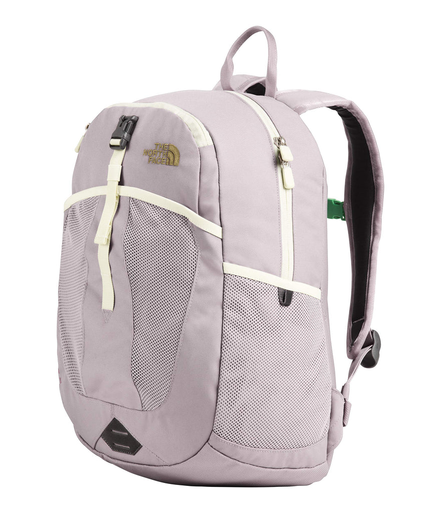 The North Face Youth Recon Squash Backpack, Ashen Purple/Vintage White, One Size - backpacks4less.com