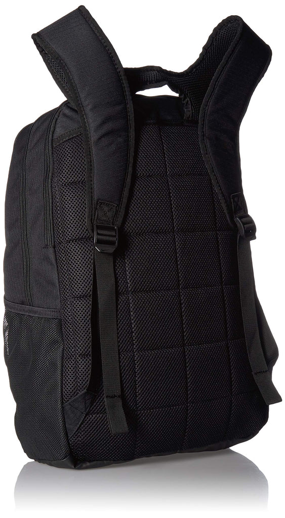 NIKE Brasilia XLarge Backpack 9.0, Black/Black/White, Misc - backpacks4less.com