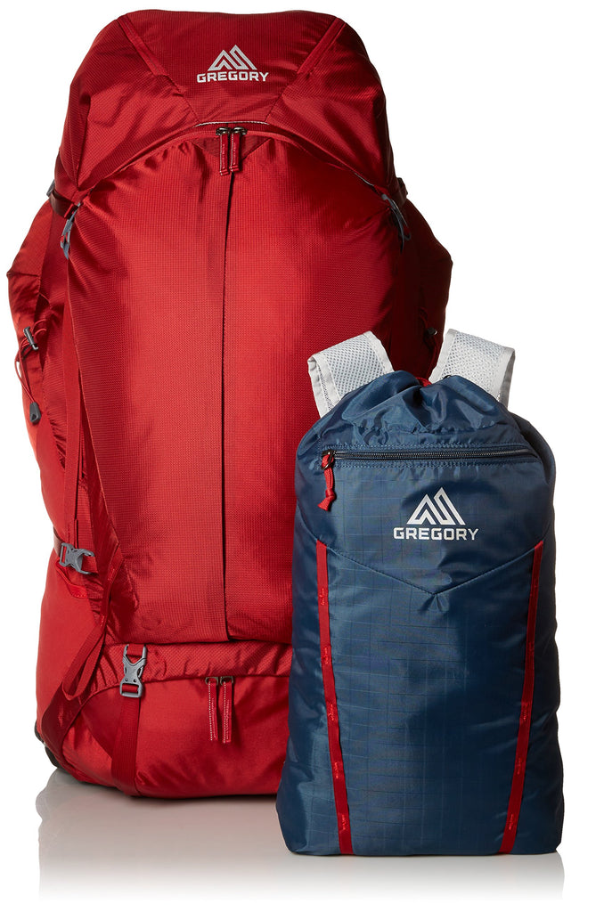 Gregory Mountain Products Baltoro 75 Liter Men's Backpack, Spark Red, Large - backpacks4less.com