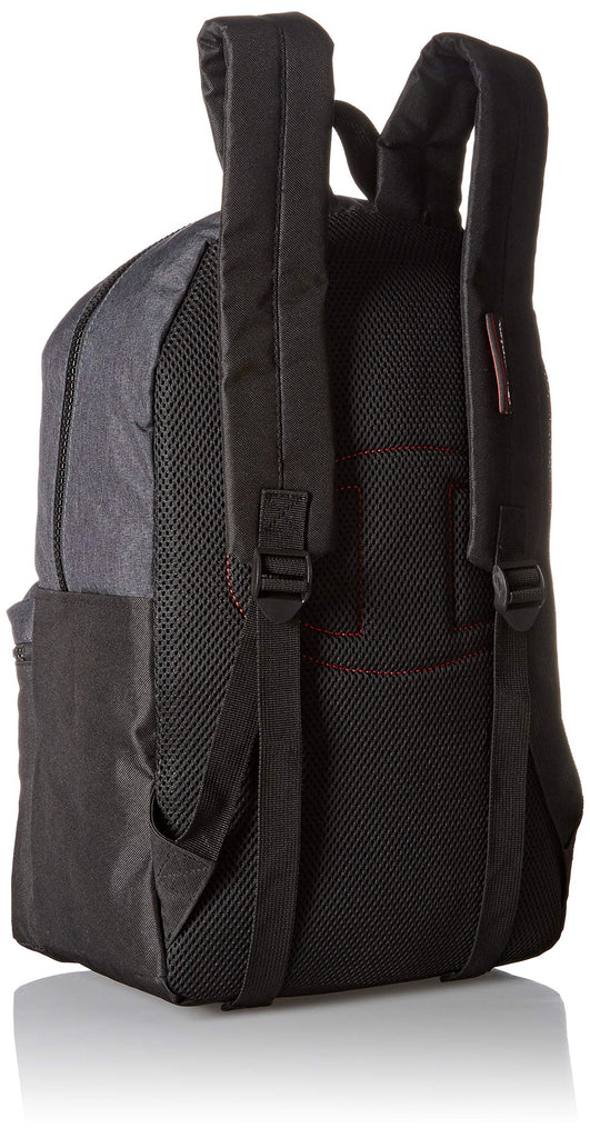 Champion Unisex-Adult's Ascend Backpack, black, One Size - backpacks4less.com