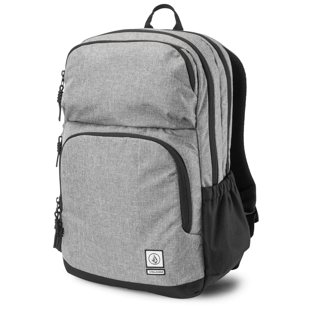 Volcom Men's Roamer Backpack, black grey, One Size Fits All - backpacks4less.com