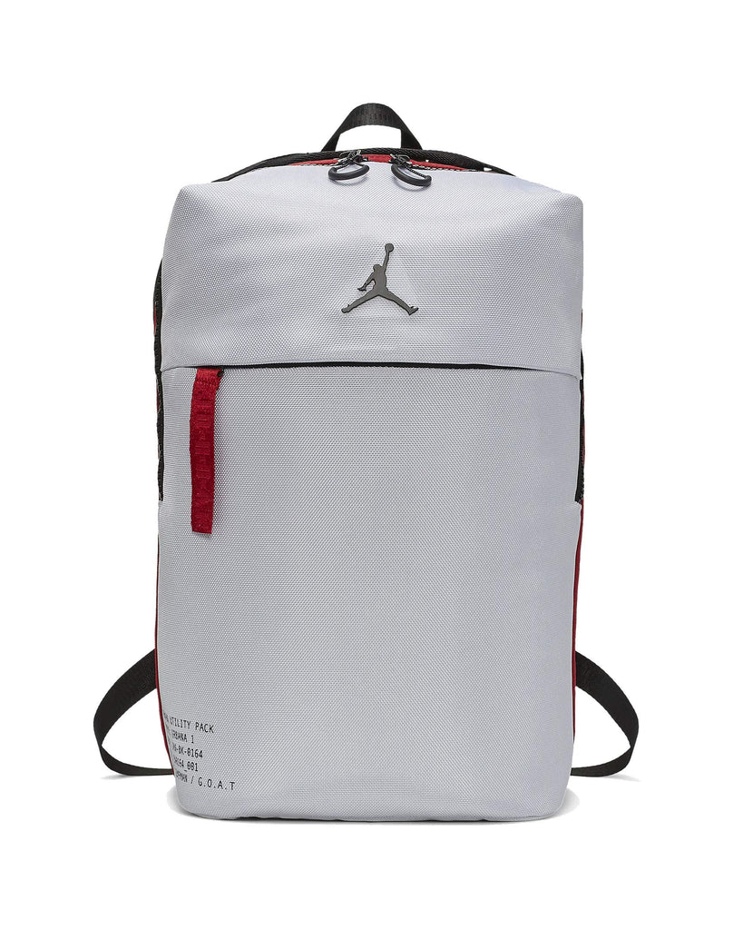 Nike Jordan Urbana Backpack (One Size, White) - backpacks4less.com