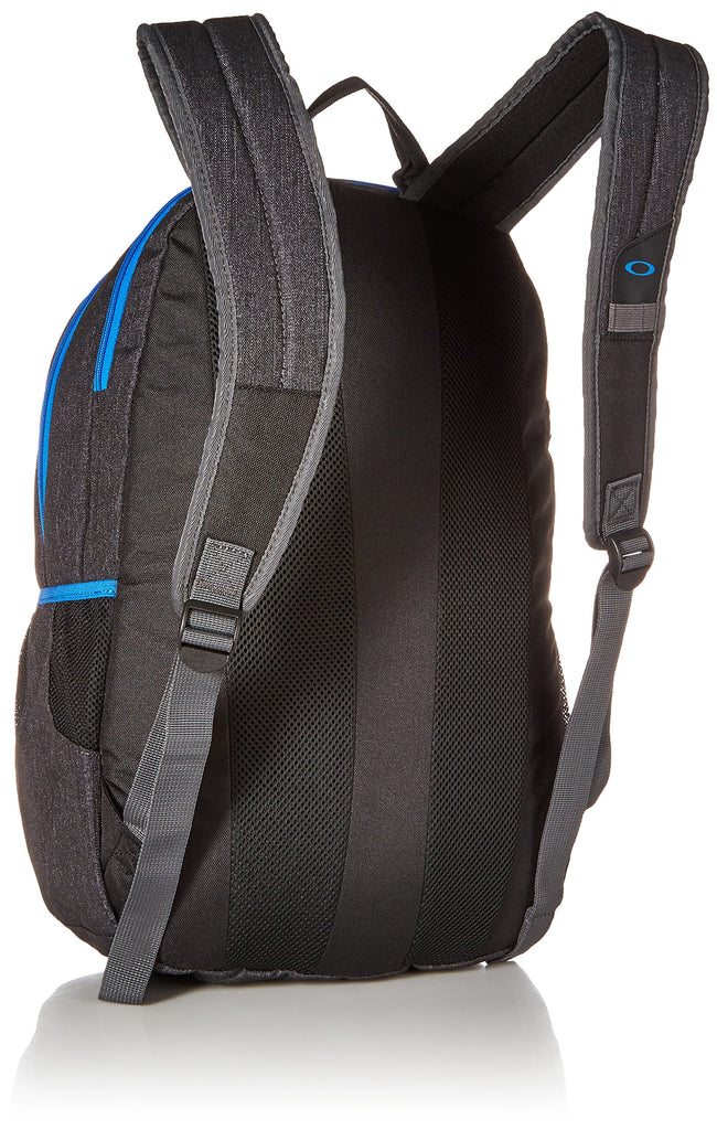 Oakley 5 Speed Pack Backpack, BLACKOUT DK HTR, One Size - backpacks4less.com