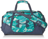 Under Armour Undeniable Duffle 3.0 Gym Bag, Blue Infinity (942)/Apollo Gray,