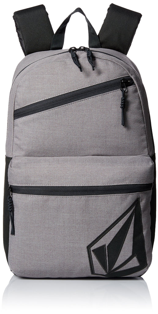 Volcom Unisex Academy Backpack, Pewter, One Size - backpacks4less.com