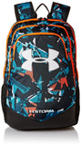 Under Armour Boy's Storm Scrimmage Backpack, Deceit (439)/White, One Size - backpacks4less.com