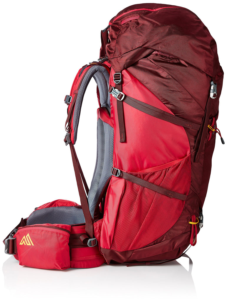 Gregory Mountain Products Amber 70 Liter Women's Backpack, Chili Pepper Red, One Size - backpacks4less.com