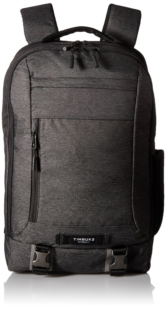 Timbuk2 the Authority Pack, Jet Black - backpacks4less.com