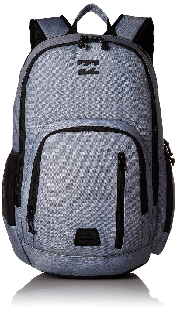 Billabong Men's Command Backpack Grey Heather One Size - backpacks4less.com