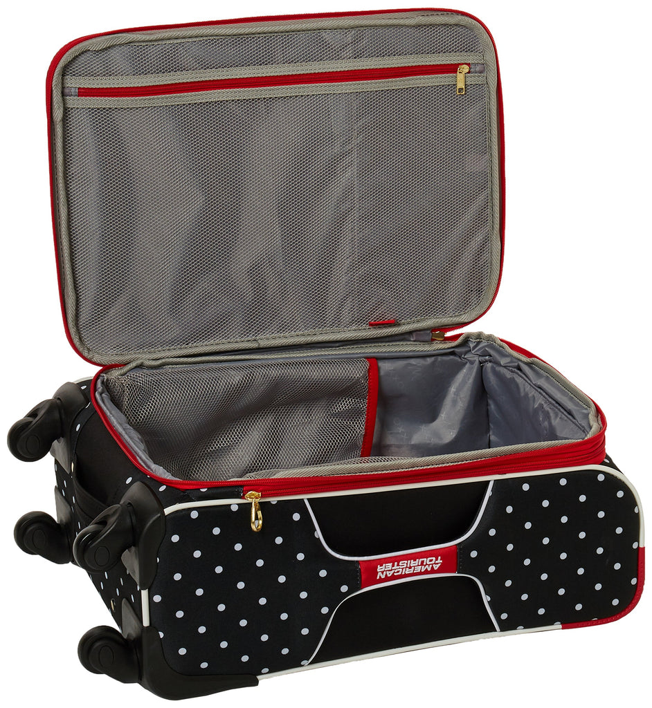 "American Tourister 21"", Minnie Mouse Red Bow - backpacks4less.com"