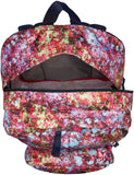 JanSport Unisex Big Student Multi Flower Backpack - backpacks4less.com