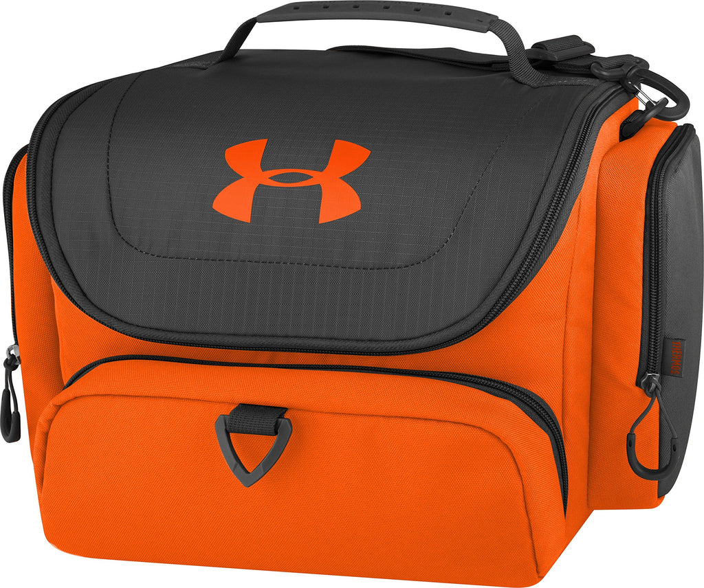 Under Armour 24 Can Soft Cooler, Blaze Orange - backpacks4less.com