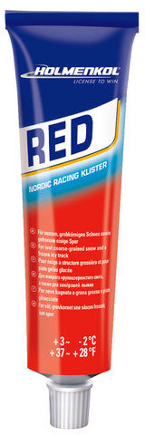 Klister Red 60ml Steigwachs
