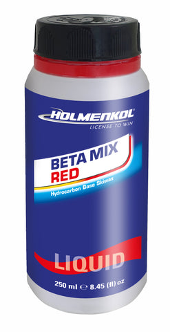 BetaMix Liquid Red 250ml Base Wax Flüssigwachs