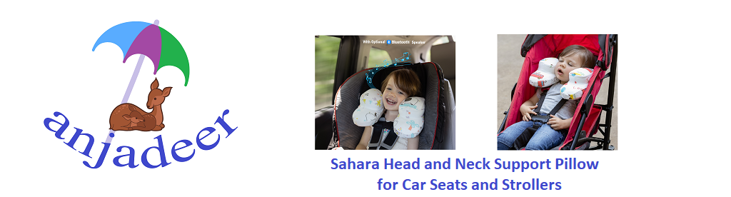 Sahara Head and Neck Support Pillow