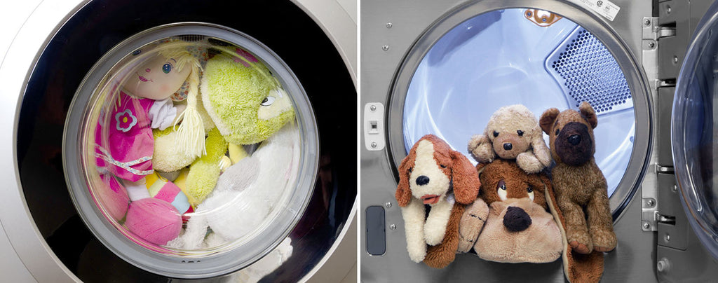 Lavage Peluche en Machine