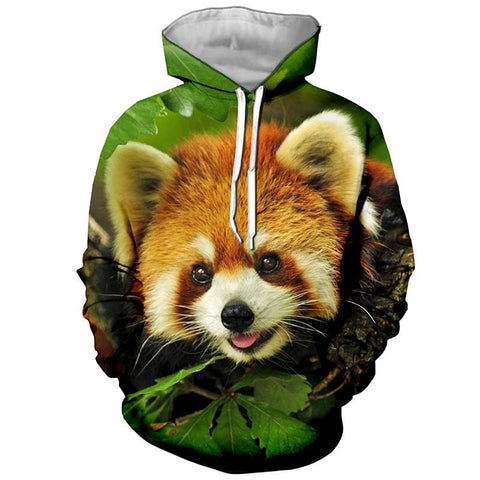 Panda Sweat Panda Roux