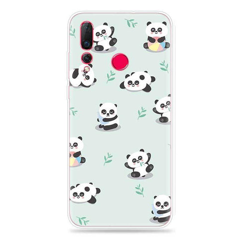 Coque Kawaii Panda