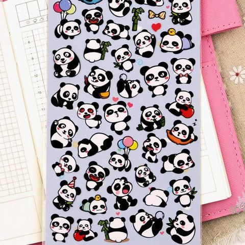 Petit Stickers Panda