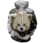 Sweat Capuche Panda