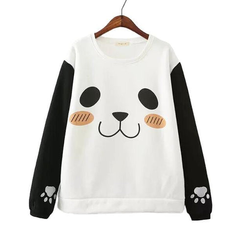 Sweat Panda Fille