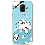 Coque Galaxy A7 Panda