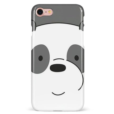 Coque Panda iPhone 5s