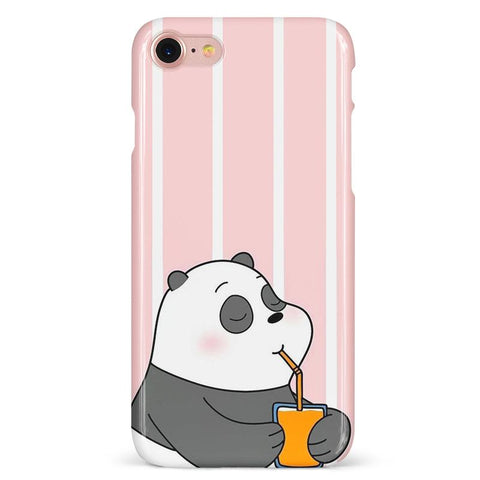 Coque Panda iPhone 8