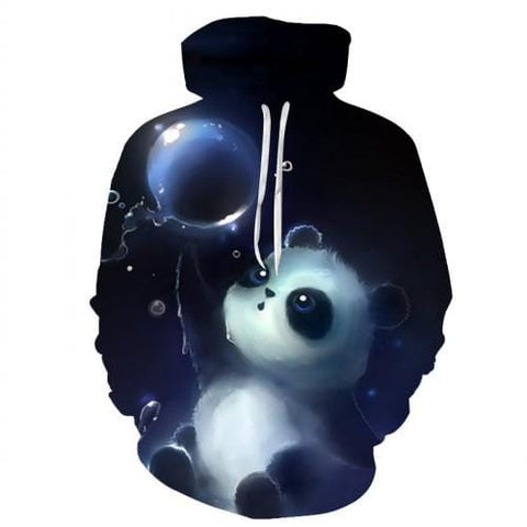 Sweat Panda Capuche