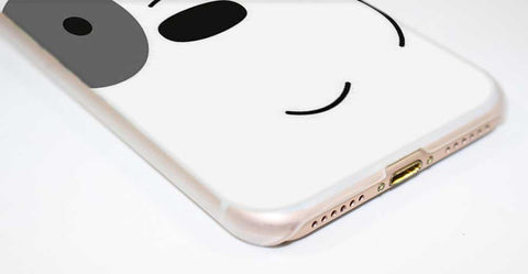 Coque Panda iPhone <br> Cartoon