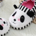 Chaussons Panda <br> Animal Mignon