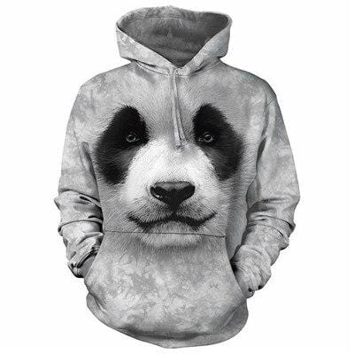 Sweat Panda<br> Sweat Shirt Panda
