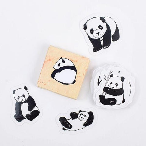 Cute Stickers Panda