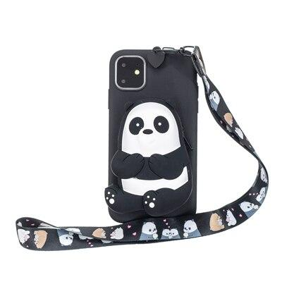 Coque Panda iPhone XR