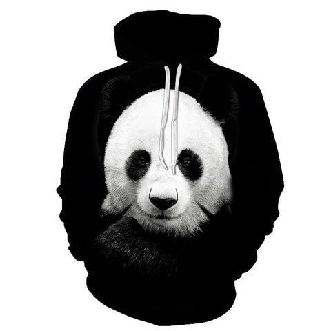 Panda Sweat Homme