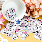 Stickers Panda Love