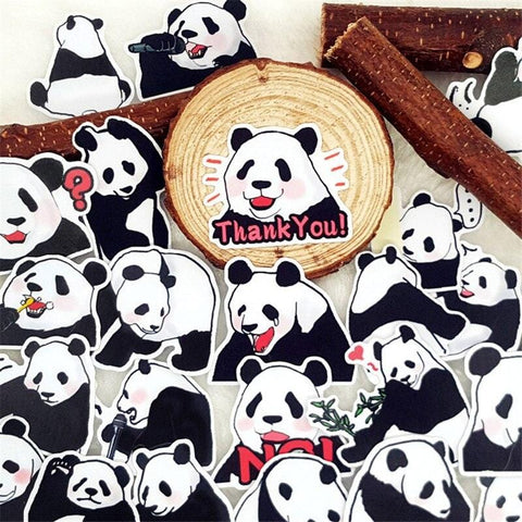 Images Stickers Panda