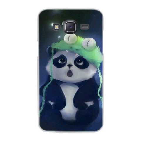 Coque Protection Samsung J7 Panda