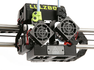 E3D and LulzBot: Building toolheads that perform